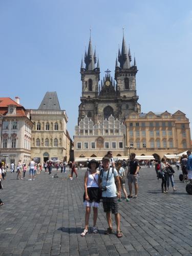 tour du monde en camping car,republique Tchèque